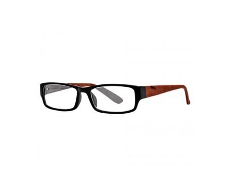 Nordic Vision modelo Koping color negro y marrón dioptrías +1,50 1ud