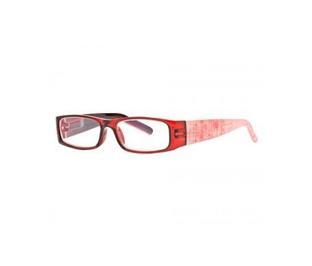 Nordic Vision modelo Orebro color rojo dioptrías +1,50 1ud