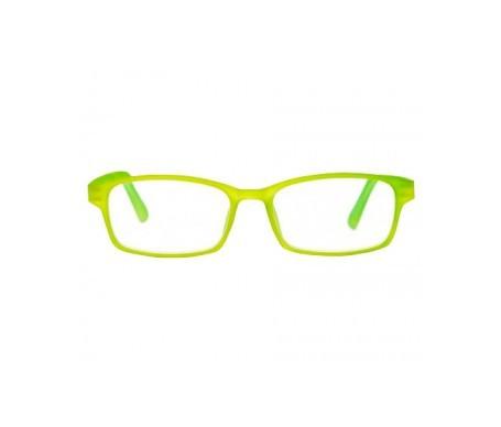 Nordic Vision modelo Oregrund color amarillo dioptrías +2,00 1ud