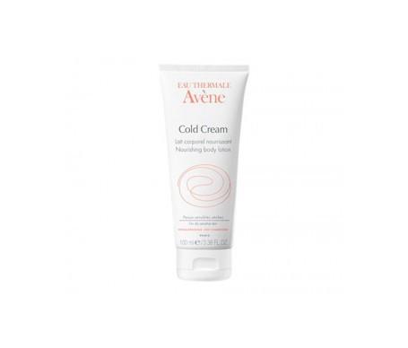 Avène Cold Cream pflegende Körpermilch 100ml