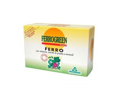 Specchiasol Ferrogreen Plus Ferro 30 Comp