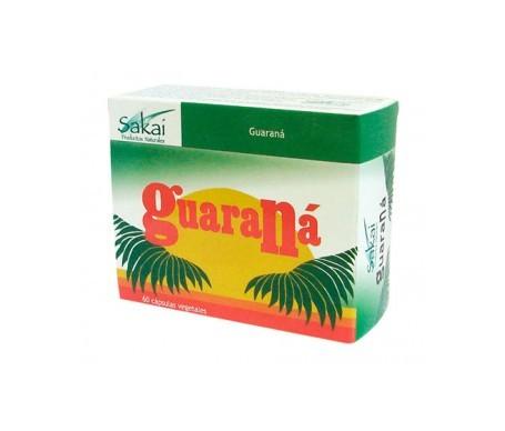 Sakai Guaraná 60 Cáps
