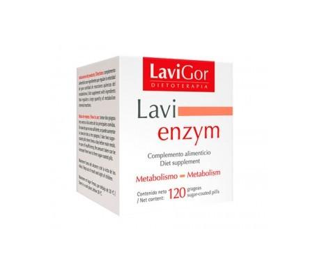 Lavigor Lavi Enzym 120 Grageas