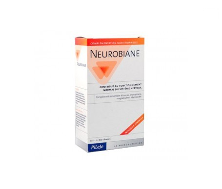 Neurobiane Magnesio Y Vitamina B6 60 Caps