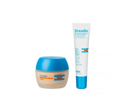 Ureadin® Hydration intensa crema facial 50ml + contorno ojos antiedad gel crema 15ml