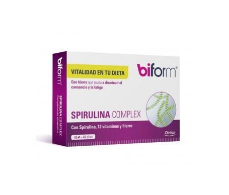 Biform Spirulina Complex 48comp