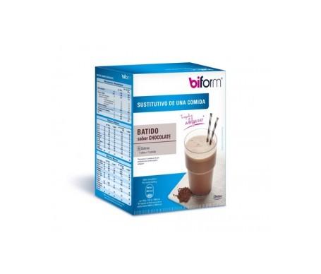 Biform batido chocolate 5 sobresx50g
