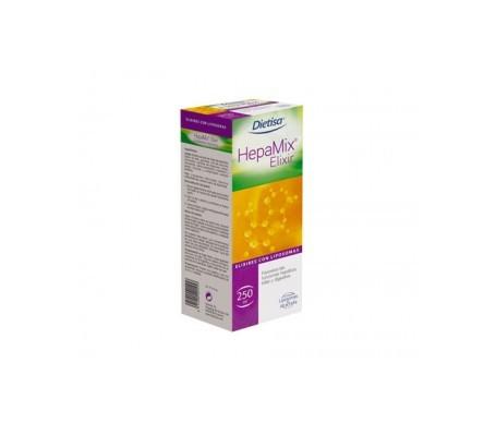 Dietisa Hepamix 250ml