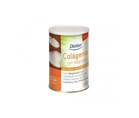 Dietisa Colágeno con Magnesio 350g