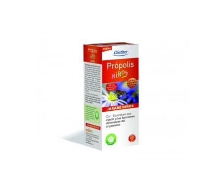 Dietisa Própolis jarabe niños 200ml