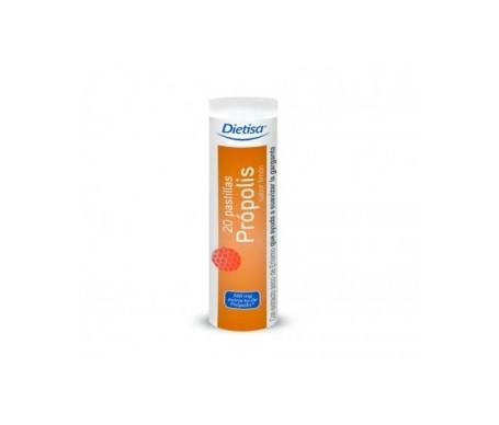Dietisa Própolis 20 pastillas