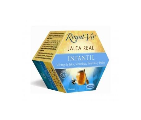 Dietisa jalea real royalvit infantil 20 viales