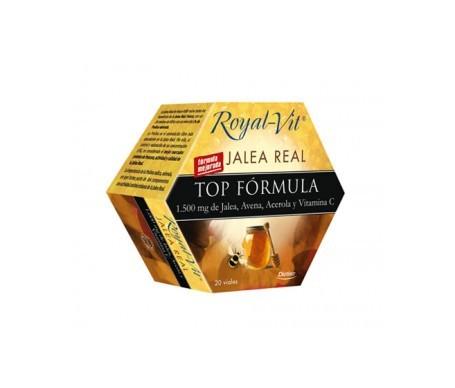 Dietisa jalea real royalvit top fórmula 20 viales