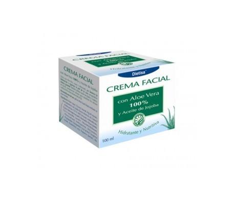 Dietisa crema facial 100ml