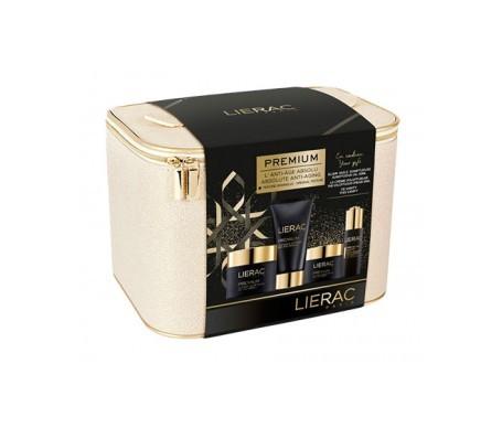 Lierac Premium Chest Voluptuous cream 50ml + mask 75ml + elixir 30ml