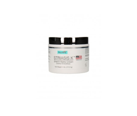 Lawrens Striasis K crema antiestrías 118ml