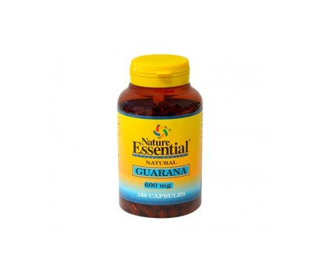 Nature Essential Guarana 600 Mg 150 Cap