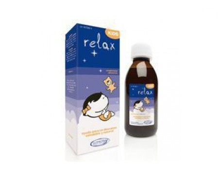 Homeosor Relax Kids Jarabe 150ml