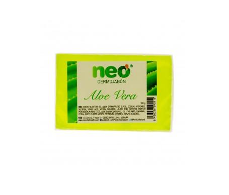 Neo Pastilla Jabon Aloe Vera 100 G
