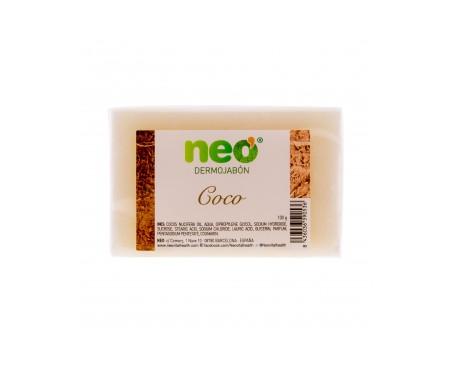 Neo Pastilla Jabon Coco 100 G