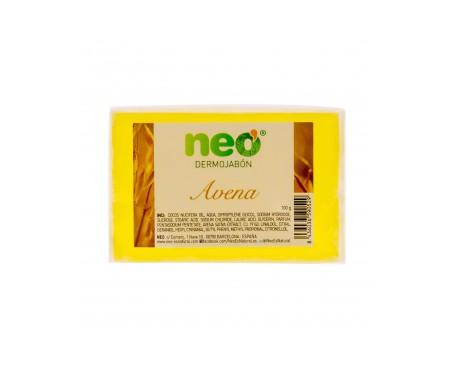 Neo Pastilla Jabon Avena 100 G