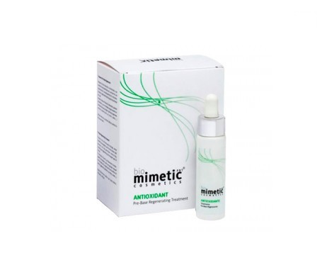 Biomimetic Pre-base Regenerante Antioxidante 30 Ml