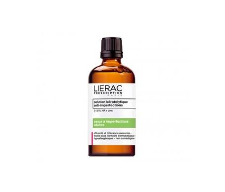 Lierac Prescrizione anti-imperfezione cheratolitico soluzione 100ml