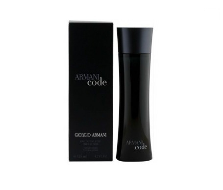 Armani Code Eau De Toilette Spray 125 Ml
