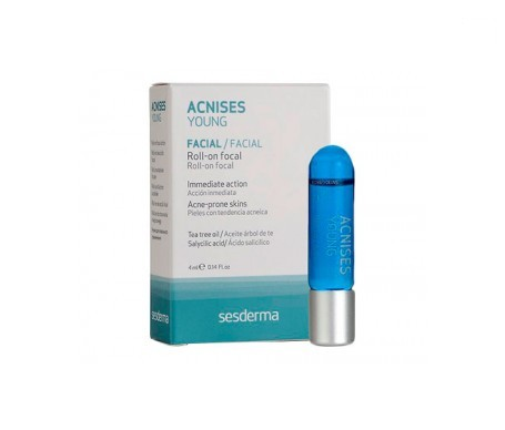 Sesderma Acnises Young gel roll on 4ml