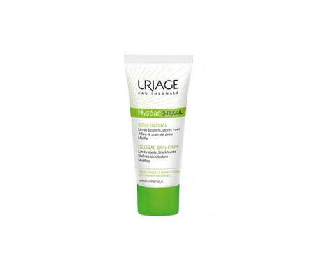Uriage Hyséac 3-Regul Cuidado global para piel grasa 40ml