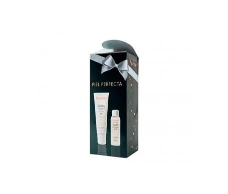 Avène maquillaje fluido miel 30ml + loción micelar 20ml