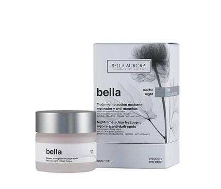 Riparazione notturna del trattamento Bella Aurora Bella & trattamento anti-aging
