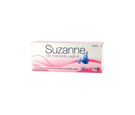 Suzanne Vaginal Gel Hydratant Suzanne 30 Gr
