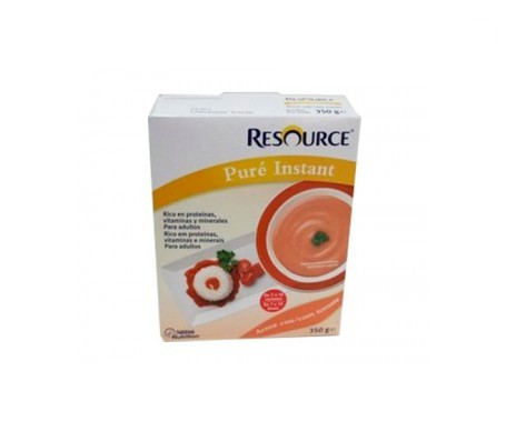 Resource Pure Instant 350 Gr Arroz Tomate