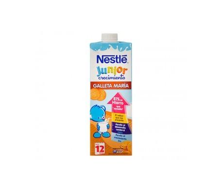 Nestle Junior Crecimiento Galleta 1 L
