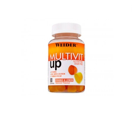 Weider Gummy Up Revolution Vitamin C Up 210g 84 gummies