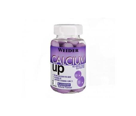 Weider Gummy Up Revolution Calcium Up 200g 80 gommes à mâcher