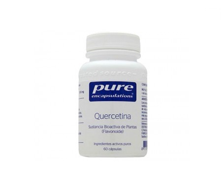 Pure Encapsulations Quercetin 60caps