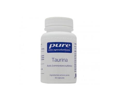 Pure Encapsulations Taurina 60cáps