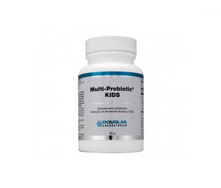 Douglas Laboratories Multi-Probiotic Kids preparado en polvo 60g
