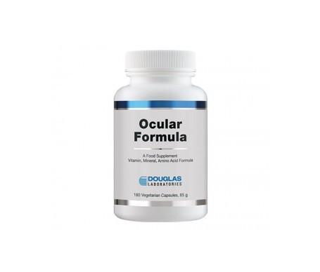 Douglas Laboratories fórmula ocular 180cáps