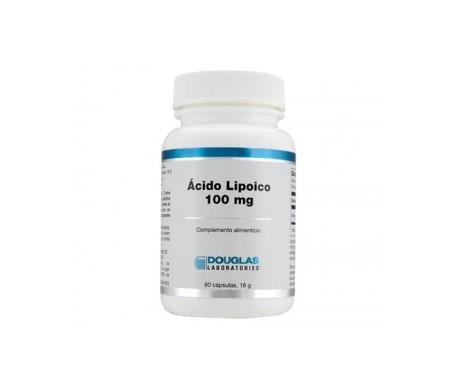 Douglas Laboratories ácido lipoico 100mg 60cáps