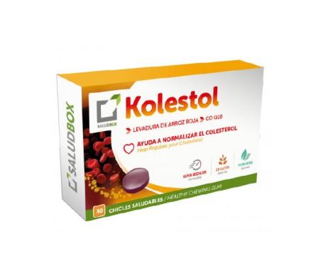 Saludbox Kolestol Cholesterol 30 Chewing gum