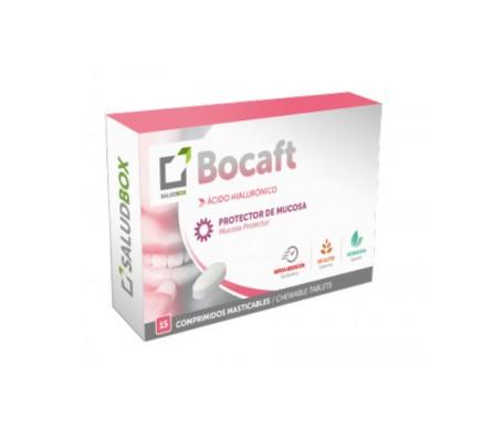 Saludbox Bocaft 15comp masticables