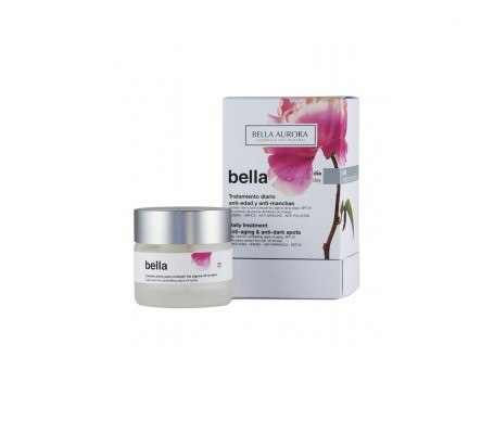Bella Aurora Bella Tratamiento Antiedad Y Antimanchas Spf20 50ml