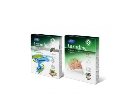 Mayla Pharma Pack Laxatime Plus 30 Comp + Laxatime 30 Caps