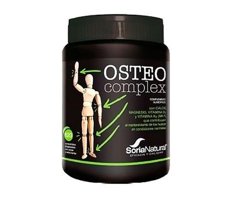 Soria Natural Osteocomplex 120comp