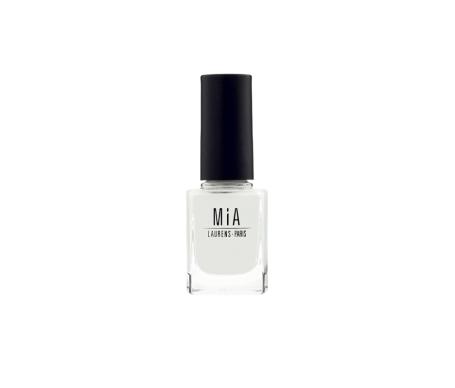 Mia Laurens Paris esmalte de uñas tono Cotton White 11ml