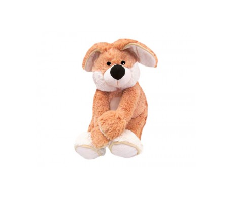 Warmies peluche térmico conejito color beige 1ud