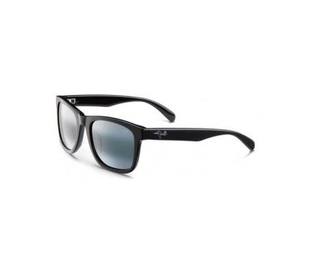 Maui Jim Flat Island 705-03S gafas de sol color negro brillante 1ud